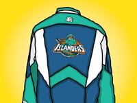 Starter x Islanders Fisherman