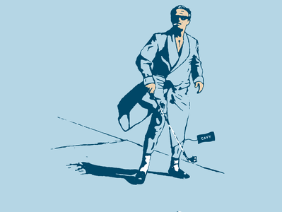 jack nicholson golfing distressed icon vector sportsdesign illustration drawn vintage sports grunge athletics design