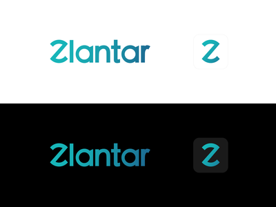 Zlantar - Logotype