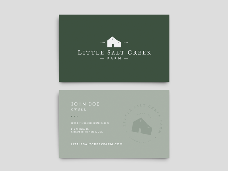Farm business cards by studio mojo dribbble dribble lscf cards colourmoves