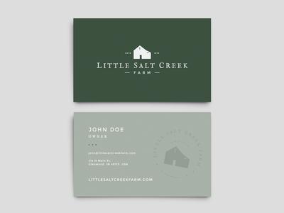 Farm business cards by studio mojo dribbble farm business cards colourmoves