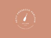 Petit Prosecco Parlour Secondary Logo