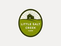 Little Salt Creek Farm - Rejected Logo