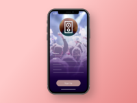 Live Music App Sign Up