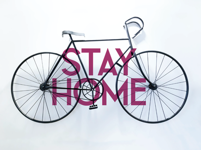 Stay Home free font free freebie branding typeface lettering typography logo letters type font vector pandemic coronavirus covid
