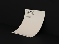 The Jax Letterhead