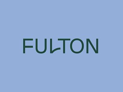 Fulton Insoles Branding logo design logo design branding graphic design