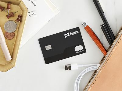 Brex Photoshoot Art Direction photoshoot credit card photography art direction