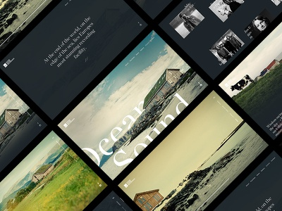 OSR - Overview typography recording big images images chronicle display view web ux