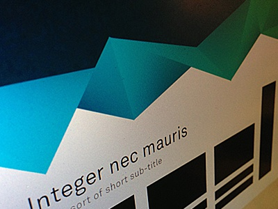 Dividing divider blue graphic testing ui shadows