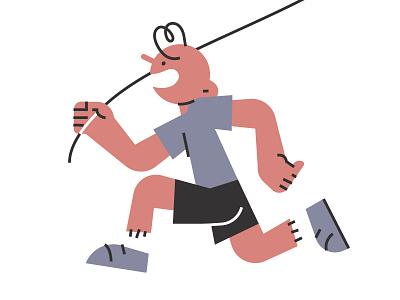 Kite kite vector illustration