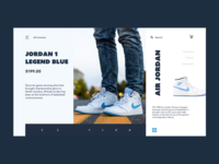 ieFootwear. Website Exploration