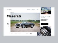 ieCar - Maserati
