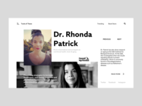 Dr. Rhonda Patrick
