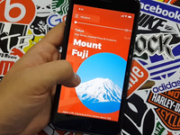 Explore App Prototype