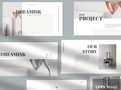 Dreamisk - Presentation Template