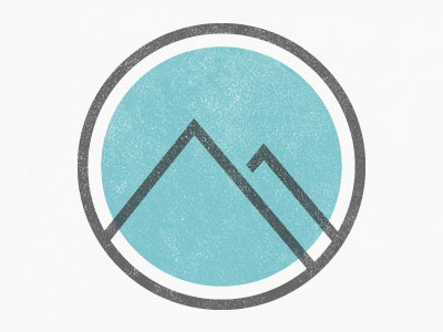 Elevation v2.5 mountain lines texture minimal
