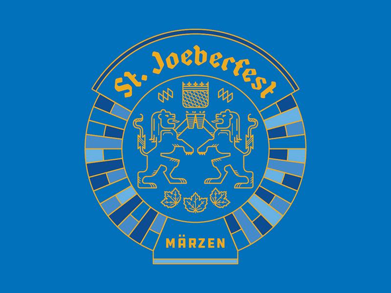 Märzen branding beer branding marzen bavarian line art illustration label octoberfest oktoberfest brewery beer