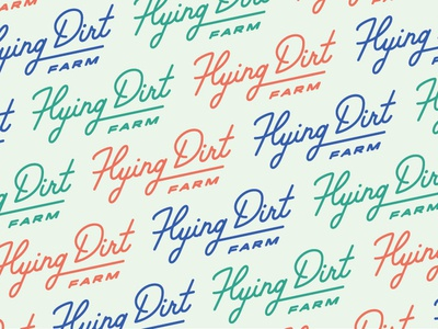 Flying Dirt Script