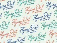 Flying Dirt Script