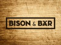 Bison & Bär / Logo