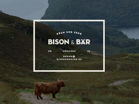 Bison & Bär Label Artwork
