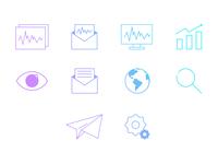 Icons - Monitoring app