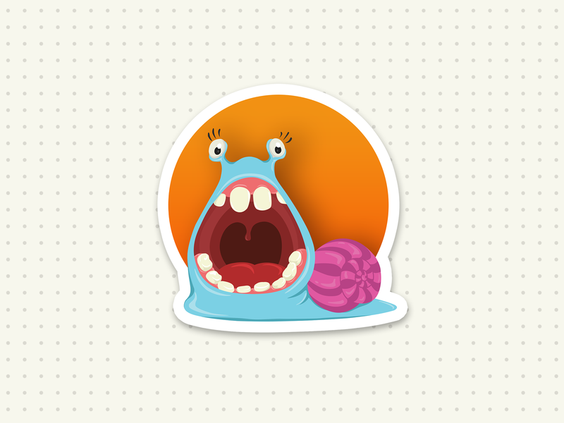 sticker messenger chat illustrator illustraion emoji icon sticker