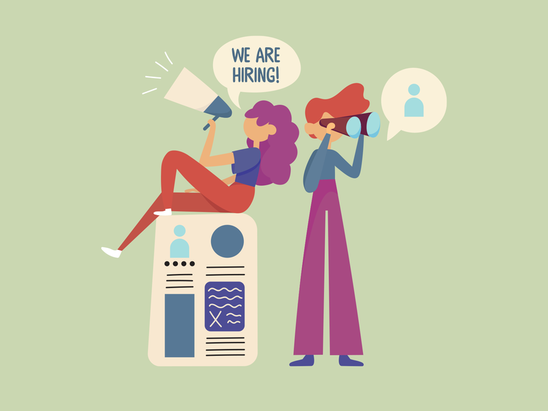 We are Hiring! linkedin talent adquisition talenthouse talent search candidate human resources