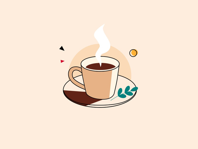 coffee coffee illustration