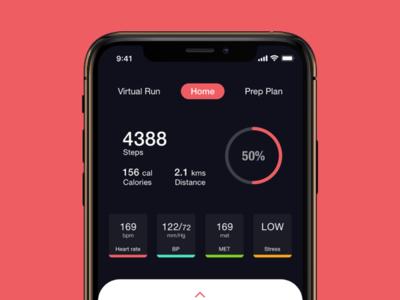 Concept App Shot