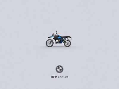 Motomoji: BMW HP2 Enduro (2005-2008) motorcycle bmw adventure naked motomoji emoji icon motorbike boxer 1200gs gs hp2