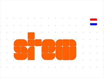 STEM - Verkiezingen 2017 nederland netherlands type orange crouwel vote stem