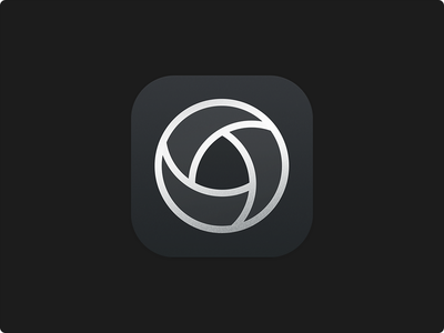 Halide 1.5: The Icon reuleaux diaphragm iphone ios halide aperture camera app icon