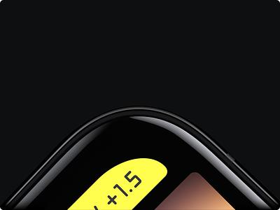 Notch Love - Halide 1.5 type custom ev app camera iphonex x iphone notch halide