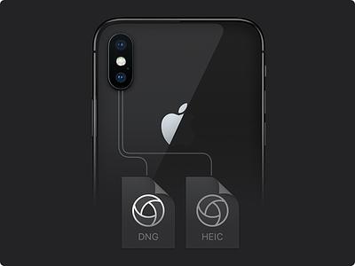 Halide 1.5: Multi-Capture document format file camera x iphone app halide