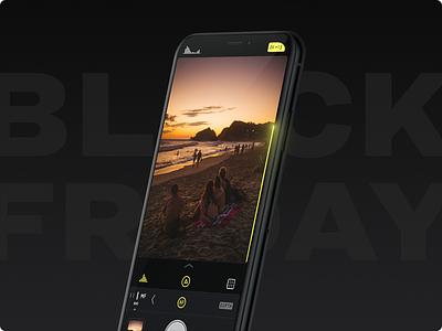 Halide: Black Friday Sale halide x iphone promotion sale promo app camera