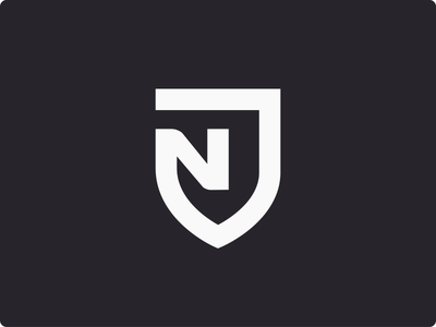 Nicer Things Logo shield t n monogram nt