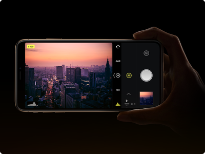Halide for iPhone XS Max iphone icons icon halide iphonexs photography app camera