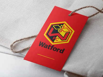 Watford FC. Logo design Concept logo designs sports logo design sports logos watford football logo design sports branding badge sports logo branding logo vector design