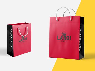 Laroi Logo Design logoinspiration typography branding vector logodesign design logo