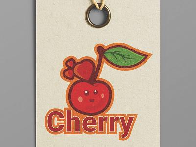 Little Cherry mascot flatdesign designer illustrator cc illustration graphicdesign vector design