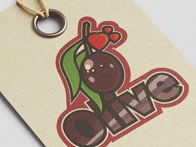 Little Olive mascot flatdesign designer illustrator cc illustration graphicdesign vector design