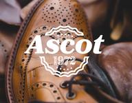 Ascot 1972 Logo Design