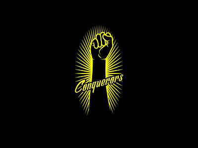 Conquerors logodesign conqueror adobeillustrator design sda pathfinders logo