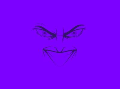 Faces Joker Mad