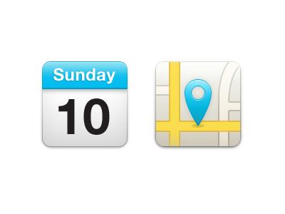 Calendo Icons icons illustration
