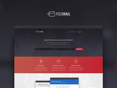 Feedmail Homesite