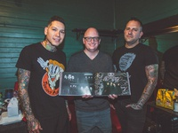 MXPX | Coffee Table Book | Illustrations