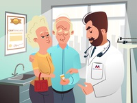 Medicare Medigap illustration